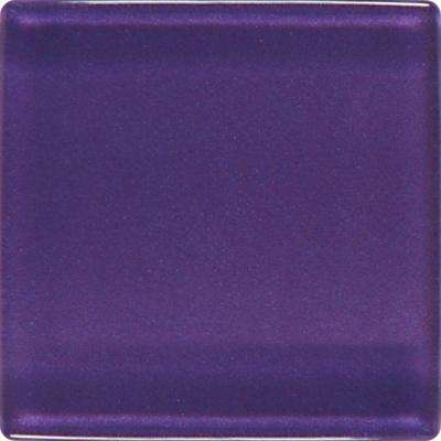Bathroom Purple Mosaic Tile Tile The Home Depot - Purple-mosaic-bathroom-tiles
