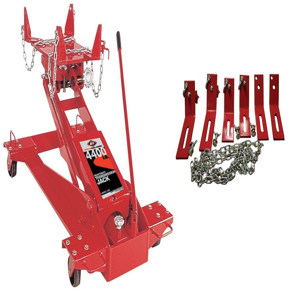 Please Help Looking For A Transmission Removal Diy: American Forge & Foundry 2-Ton Heavy Duty Transmission