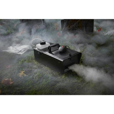 400-Watt Low-Lying Fog Machine with Auto-Stop Function