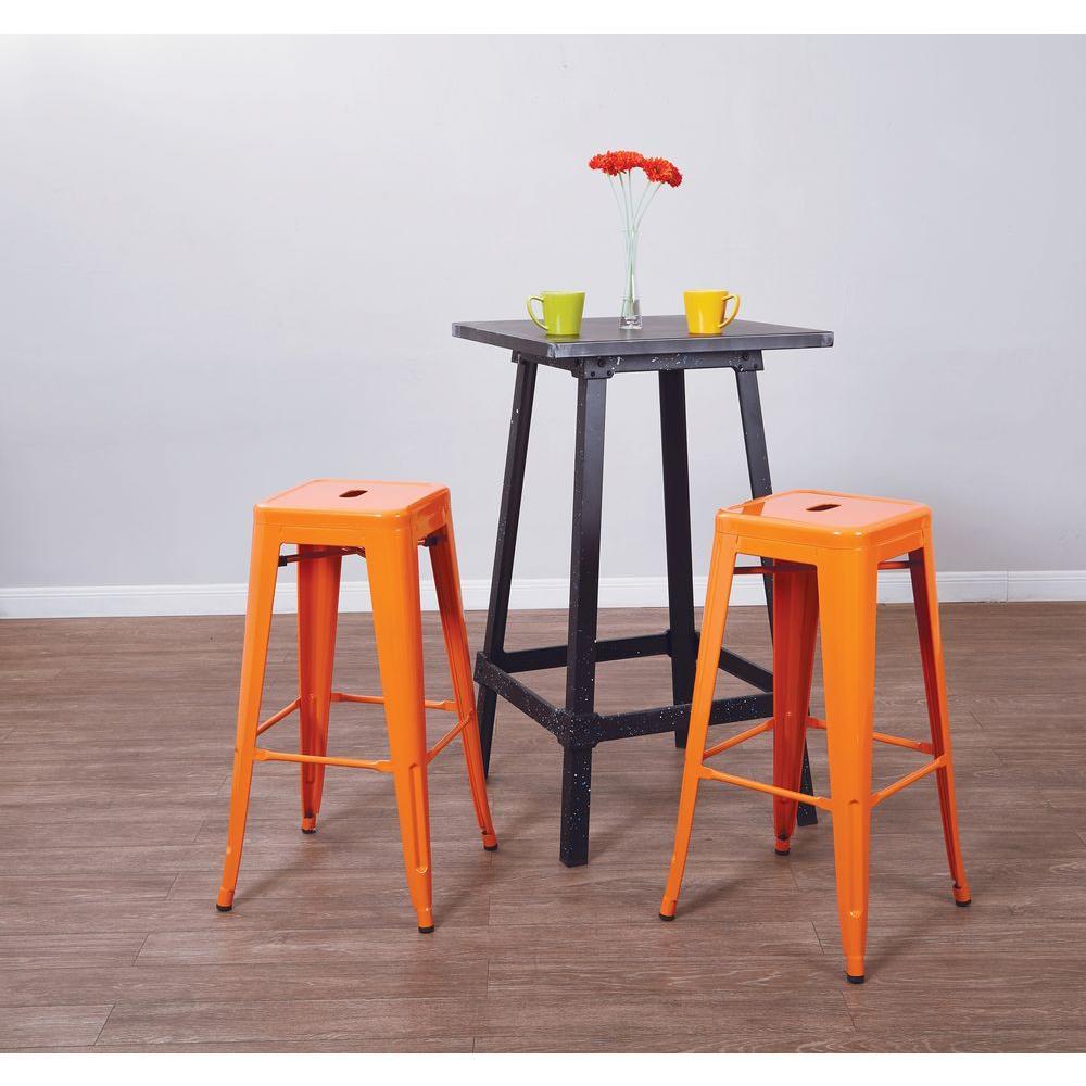 OSPdesigns Patterson 3025 in Orange Bar Stool Set of 4  : orange ospdesigns bar stools ptr3030a4 18 641000 from www.homedepot.com size 1000 x 1000 jpeg 88kB