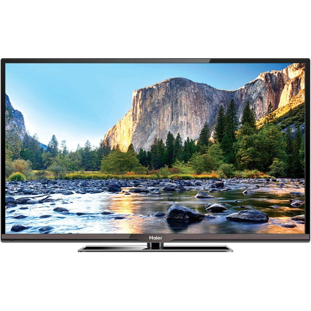Haier 58 in. Class LED 1080p 120Hz Roku-Ready HDTV