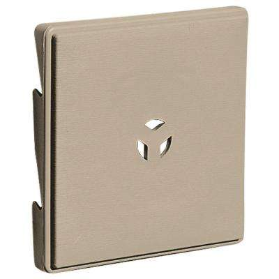 6.625 in. x 6.625 in. #085 Clay Triple 3-Surface Block