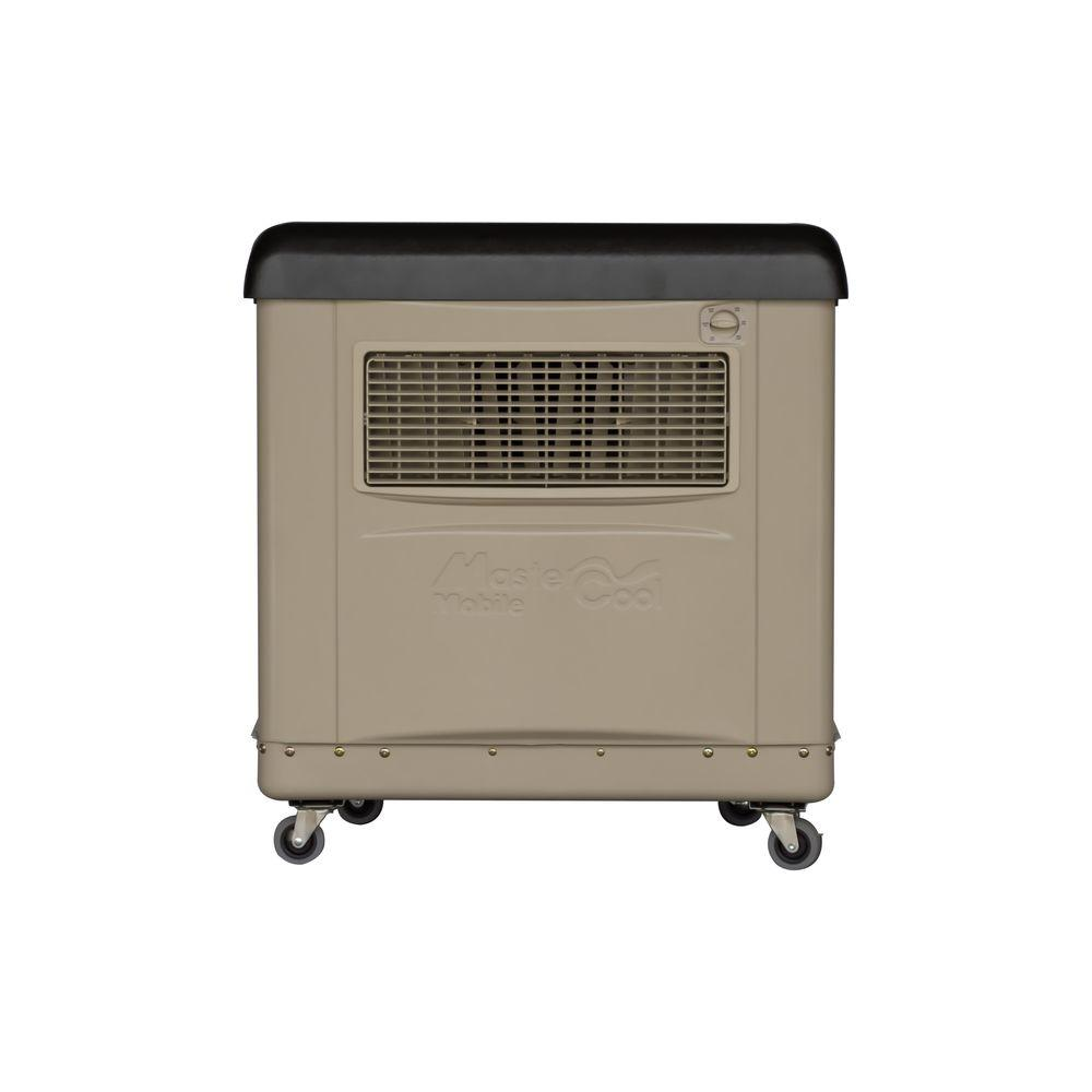 Great MasterCool 1145 CFM 2 Speed Portable Evaporative Cooler For 600 Sq. Ft. (