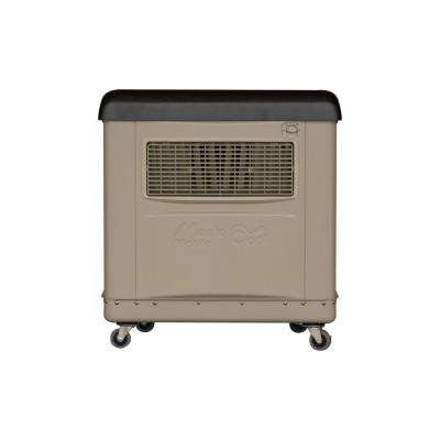 1145 CFM 2-Speed Portable Evaporative Cooler for 600 sq. ft. (with Motor)