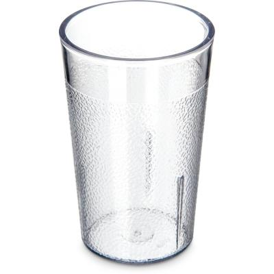 Stackable 5 oz. Clear Plastic Cash and Carry Tumbler (12-Pack)