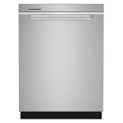 24 in. Top Control Built-In Tall Tub Dishwasher in Fingerprint Resistant Stainless Steel with Third Level Rack