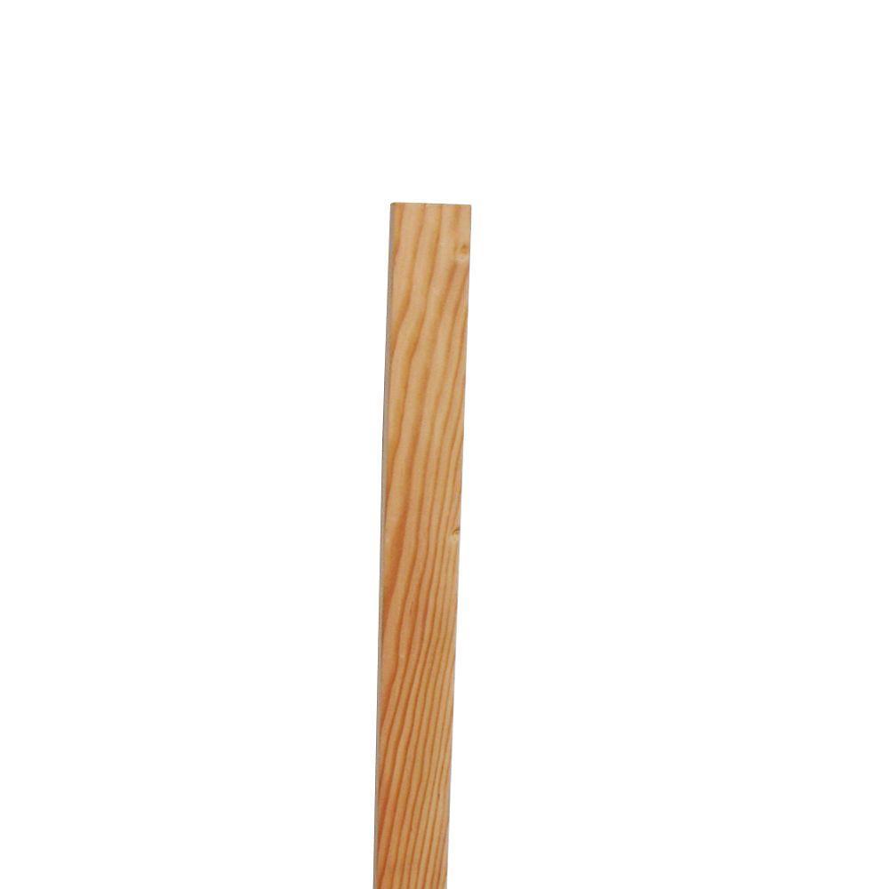 1 in. x 3 in. x 10 ft. Clear Douglas Fir