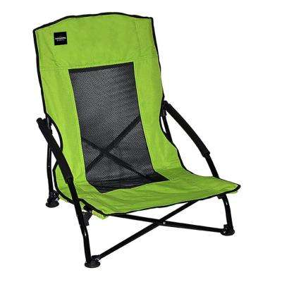 Lime Green Patio Compact Chair