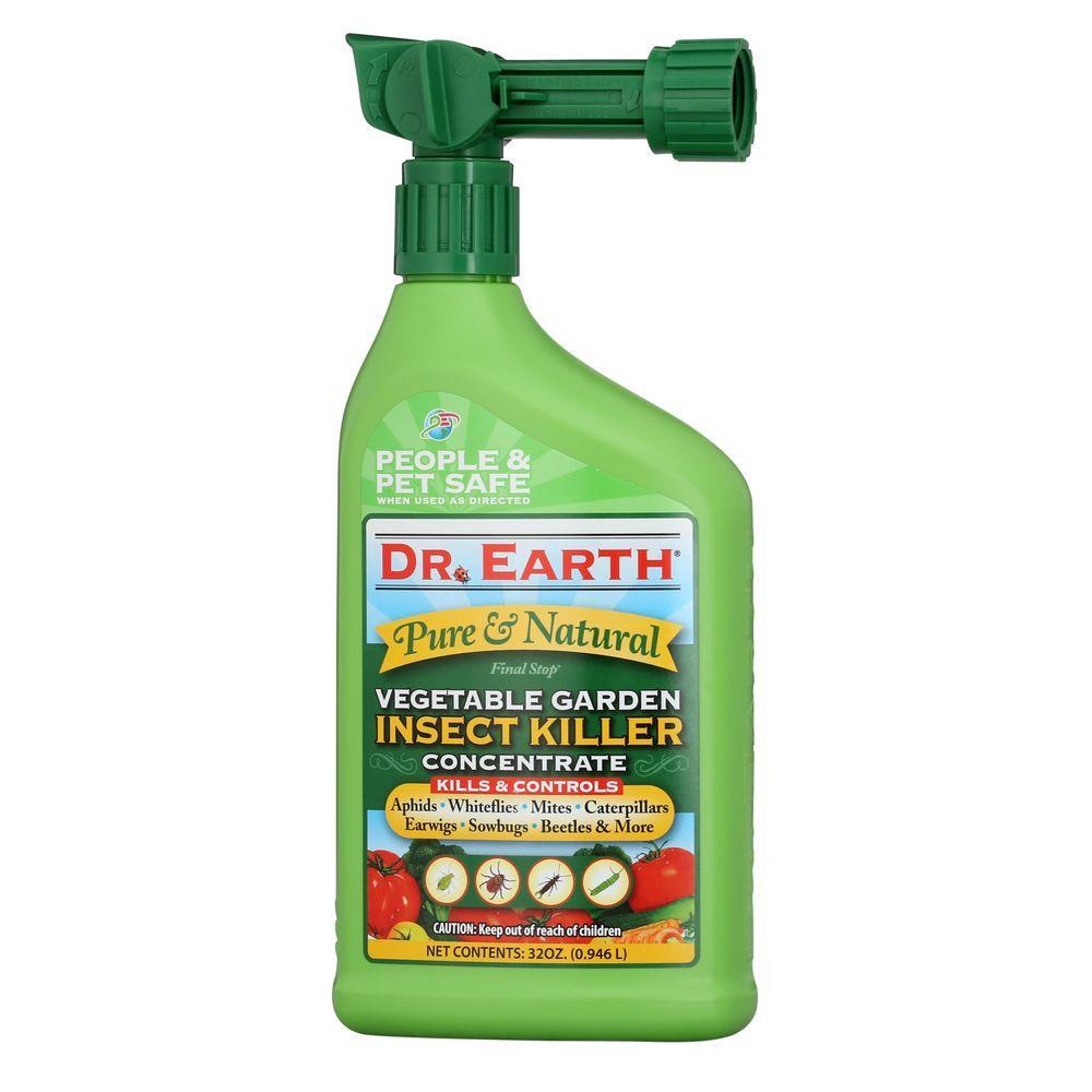32 oz. Ready-to-Spray Vegetable Garden Insect Killer