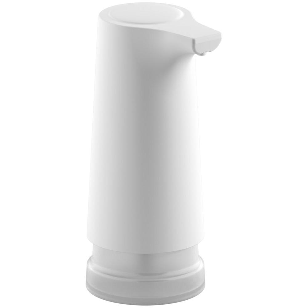 This Review Is From Soap Dispenser In White