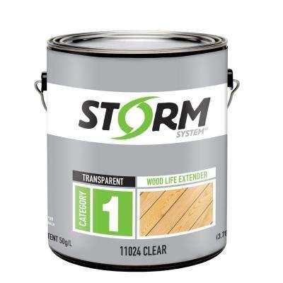 Category (1) 1 gal. Clear Exterior Wood Life Extender