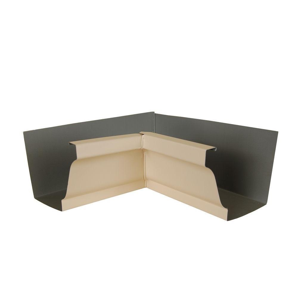 5 in. Light Maple Aluminum Inside Miter Box