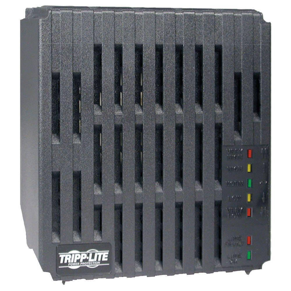 Tripp Lite Line Conditioner 2400 Watt AVR Surge 120-Volt 20-Amp 60Hz  6-Outlet 6-ft  Cord