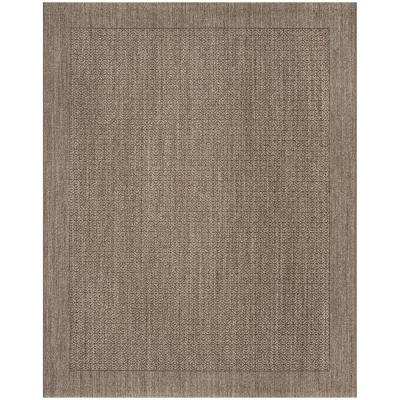 Palm Beach Silver 4 ft. x 6 ft. Area Rug
