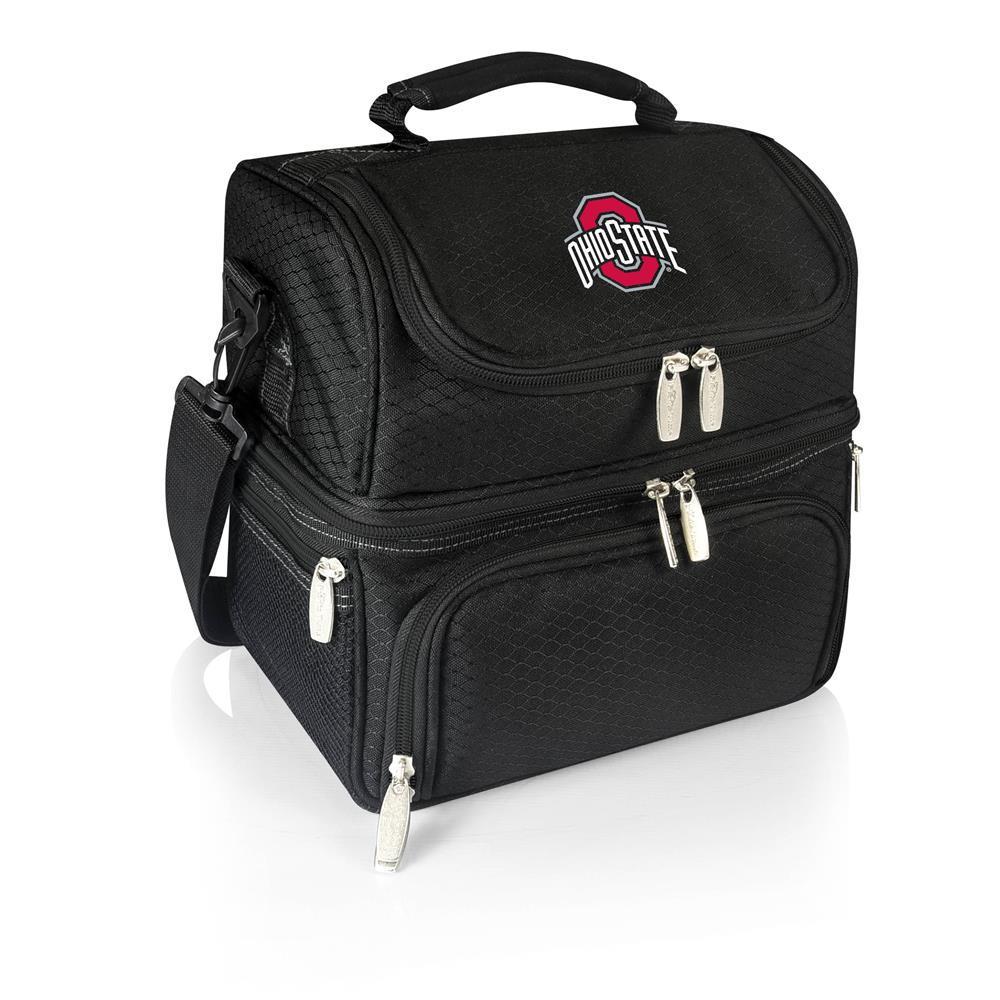 Pranzo Black Ohio State Buckeyes Lunch Bag
