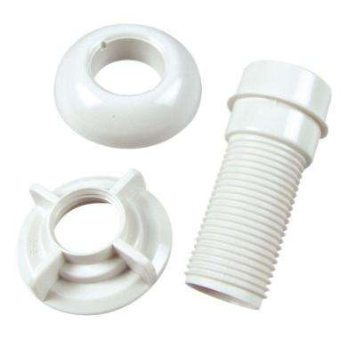 Spray Hose Guide in White