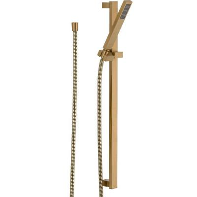 Vero 1-Spray Slide Bar Hand Shower in Champagne Bronze