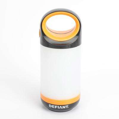 300-Lumen LED Handy Lantern in Orange