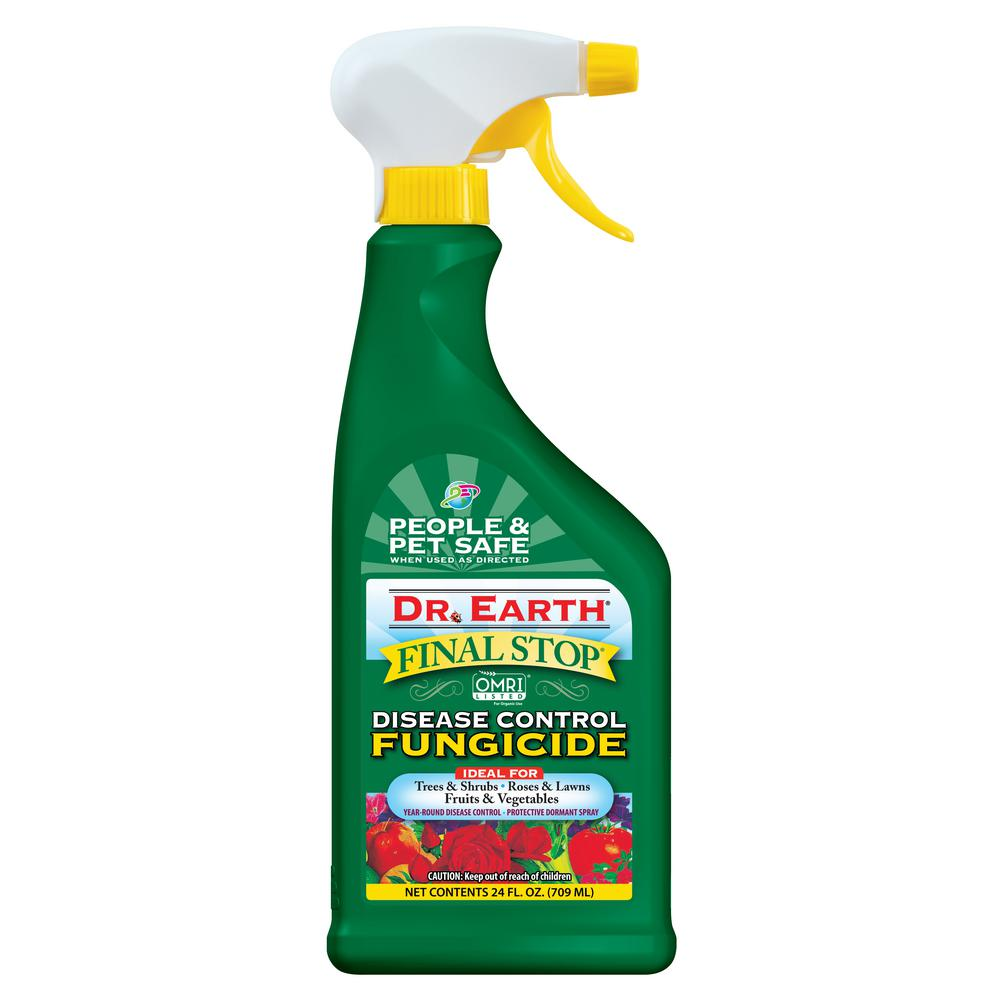 24 oz. Ready-to-Use Disease Control Fungicide