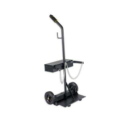 Steel Small Cylinder Cart