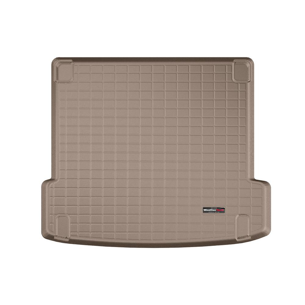 Weathertech Cargo Liners Fits Ford Expedition Max Lincoln Navigator L 2018 421092 The Home Depot
