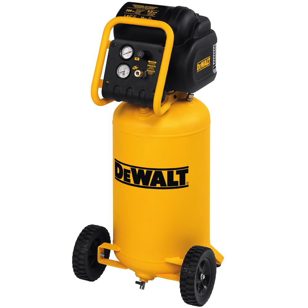 Dewalt 15 Gal Portable Electric Air
