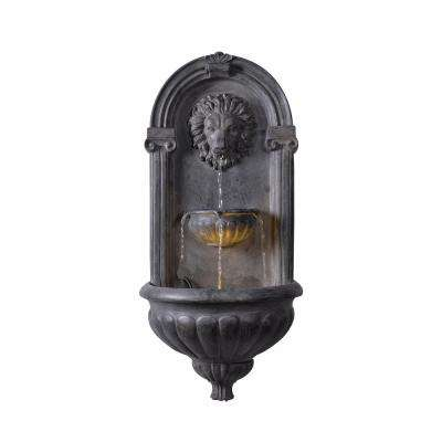 Royal Resin Wall Fountain
