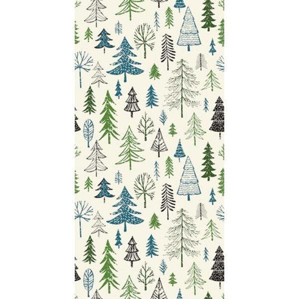 CGSignLab A Walk In The Woods by Raygun Removable Wallpaper Panel