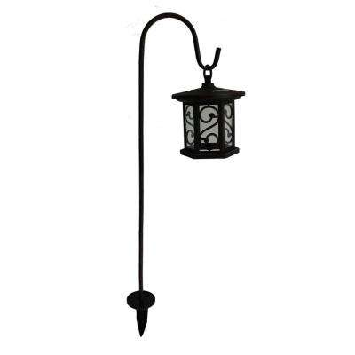 Solar Powered Shepherds Hook Path Light (4-Pack)