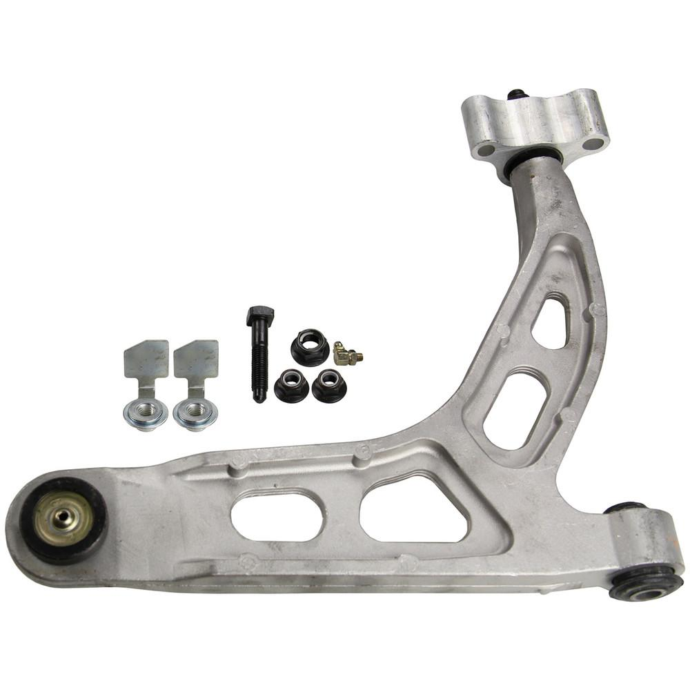 2005 Mercury Mountaineer Suspension: Moog Rear Right Upper Suspension Control Arm And Ball