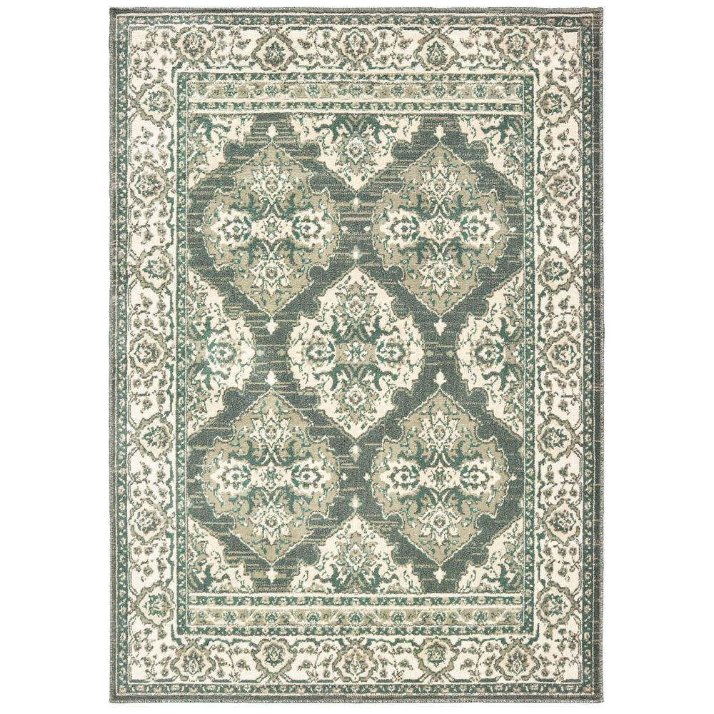 11 In X 7 Ft 4 Area Rug