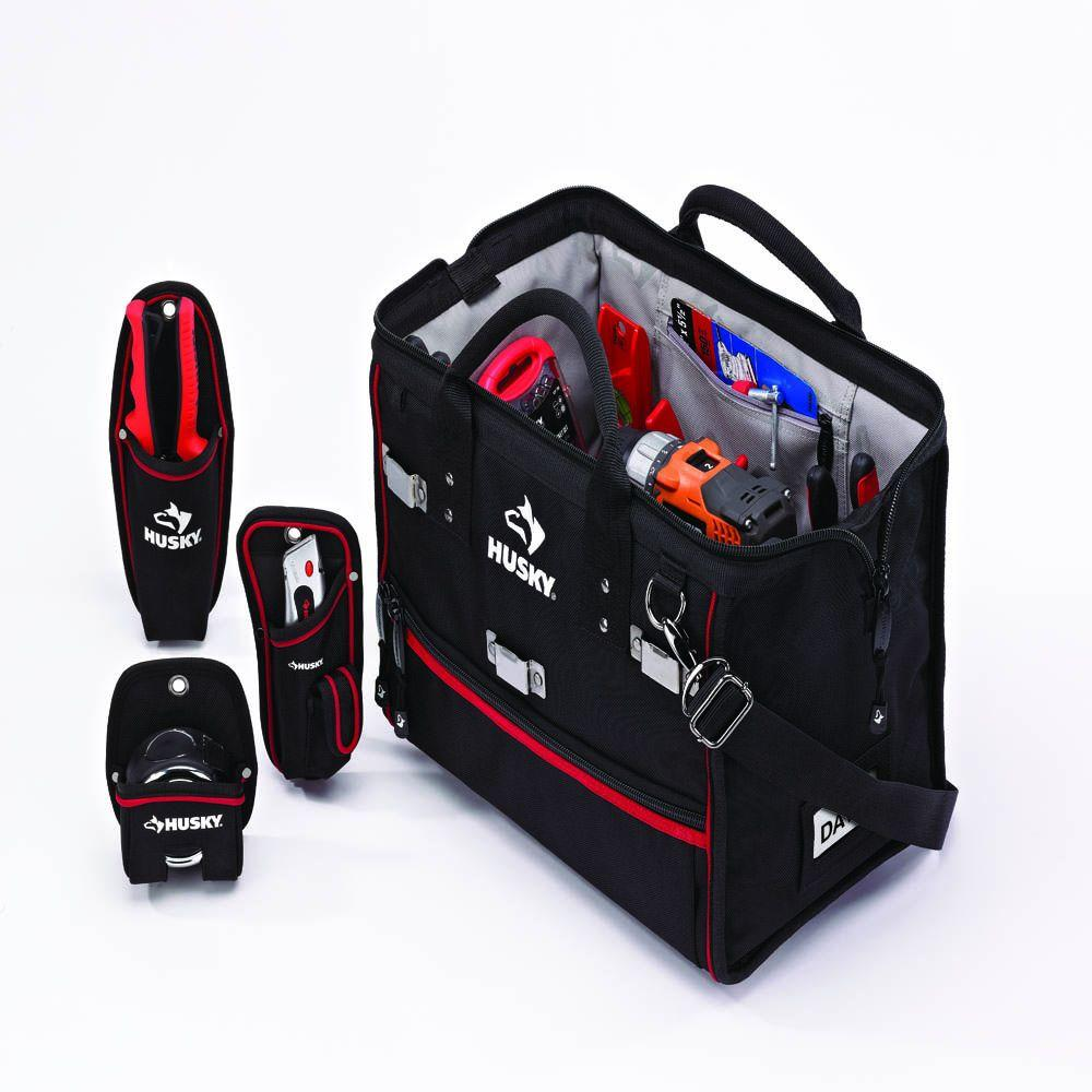 Husky 16 in. Tool Pouch Bag