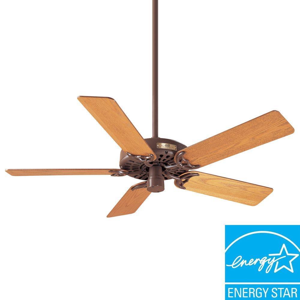 Hunter Classic Original 52 in. Chestnut Brown Ceiling Fan
