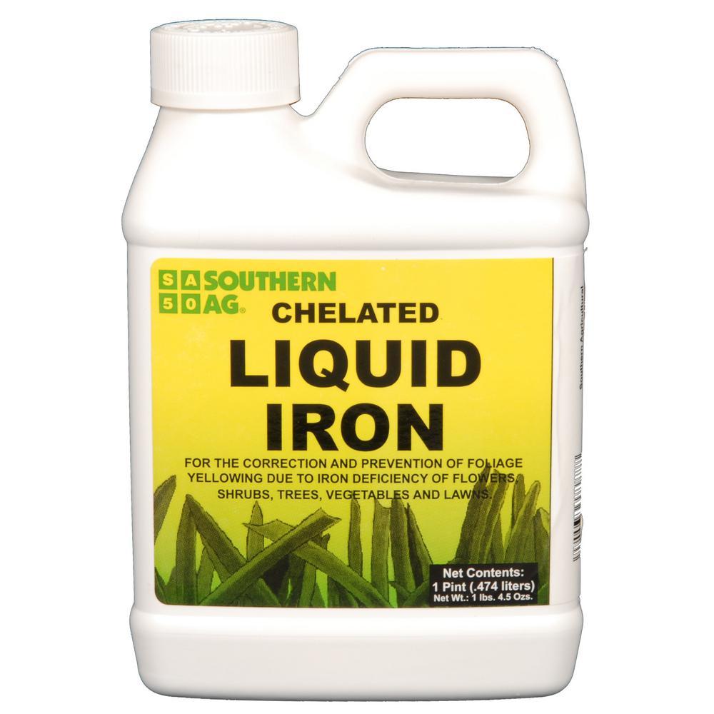 Southern Ag 16 oz. Chelated Iron Liquid