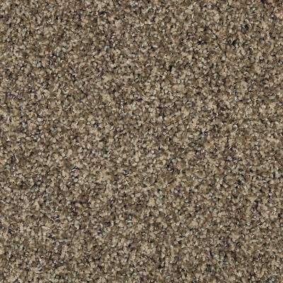 Carpet Sample - Barx II - Color Neutral Textured 8 in. x 8 in.