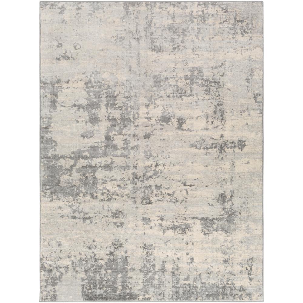 Utari Gray 8 ft. 10 in. x 12 ft. 3 in. Area Rug