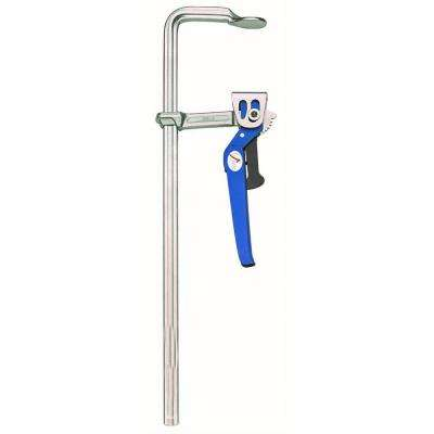 19.7 in. All Steel Lever Clamp