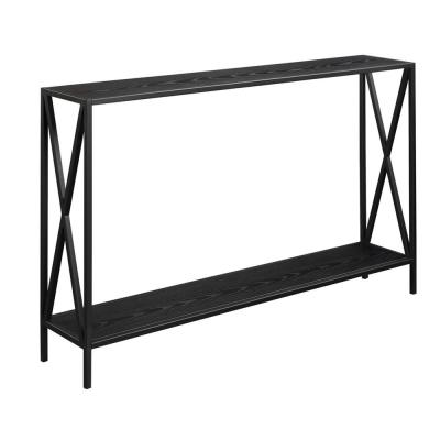 Tucson Black Console Table