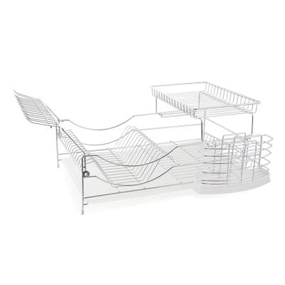 22 in. Sleek Modern Design Dish Rack