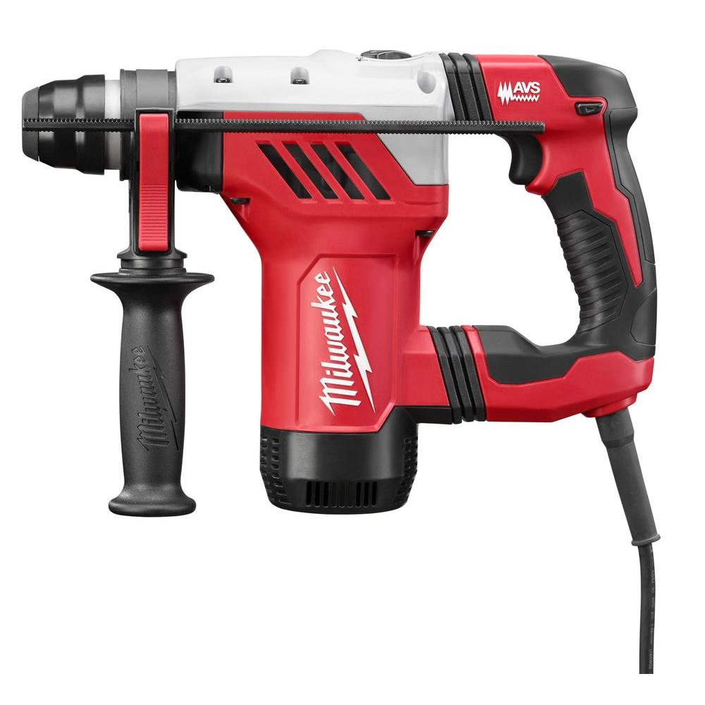 Milwaukee 1 1 8 In Sds Plus Rotary Hammer 5268 21 The