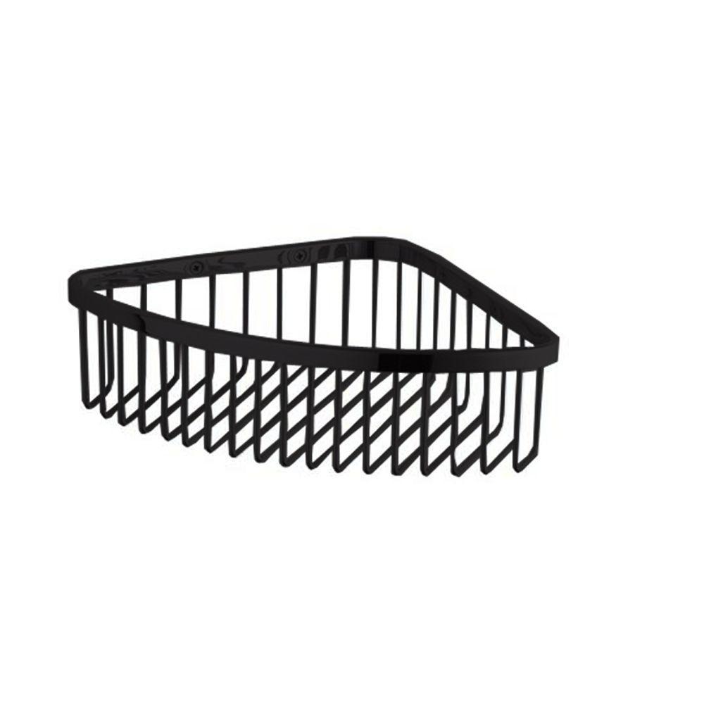 Large Shower Basket in Oil-Rubbed Bronze
