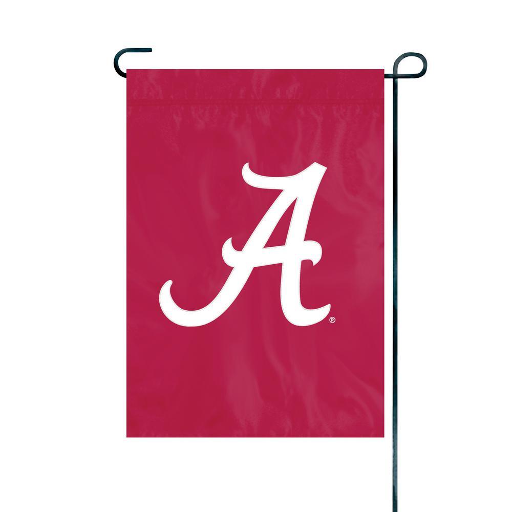 Alabama Crimson Tide Premium Garden Flag