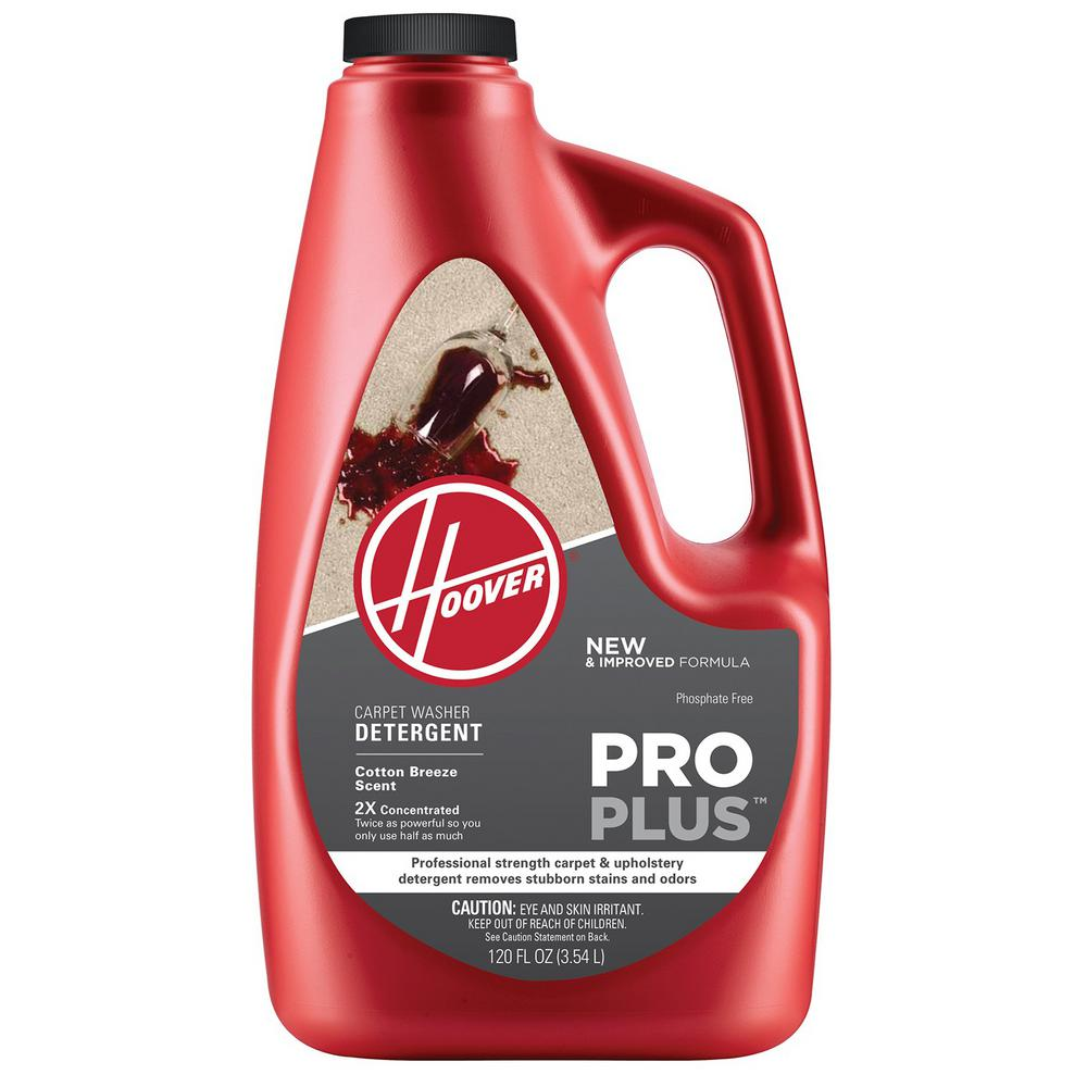 120 oz. 2X Pro Plus Professional Strength Carpet and Upholstery Solution