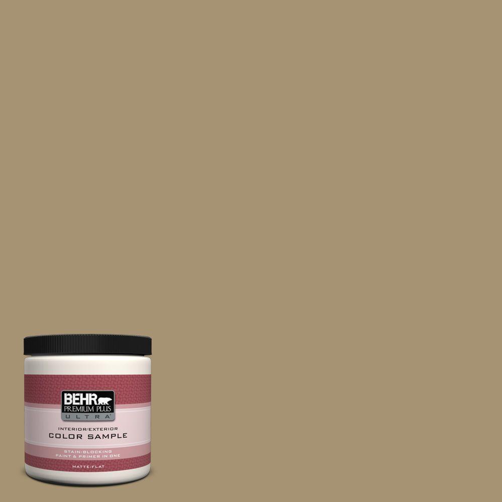 8 oz. #ICC-78 Earthenware Flat/Matte Interior/Exterior Paint Sample