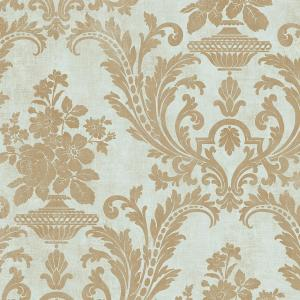 Norwall Sari With Texture Wallpaper Sd36155 The Home Depot