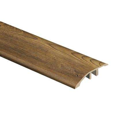 Charlestown Pine 1/3 in. Thick x 1-13/16 in. Wide x 72 in. Length Vinyl Multi-Purpose Reducer Molding