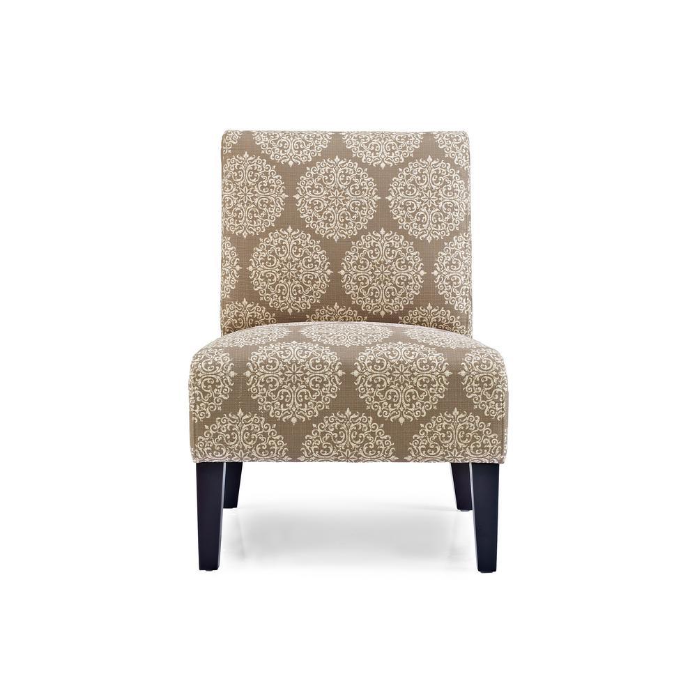 Monaco Stone Gabrielle Accent Chair by