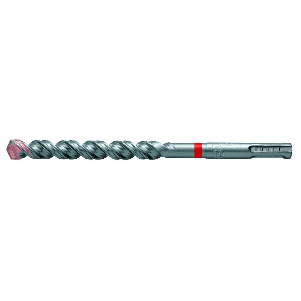 Hilti TE-C 7/16 in. x 6 in. SDS-Plus Style Hammer Drill Bit