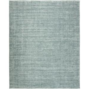 KALATY Terra Spa Blue 8 ft. 6 inch x 11 ft. 6 inch Area Rug by KALATY