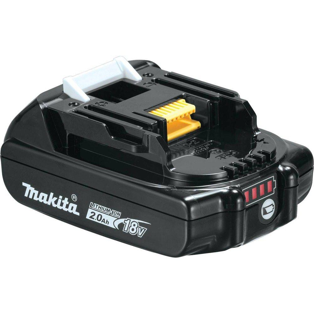 18-Volt LXT Lithium-Ion Compact Battery Pack 2.0Ah with Fuel Gauge